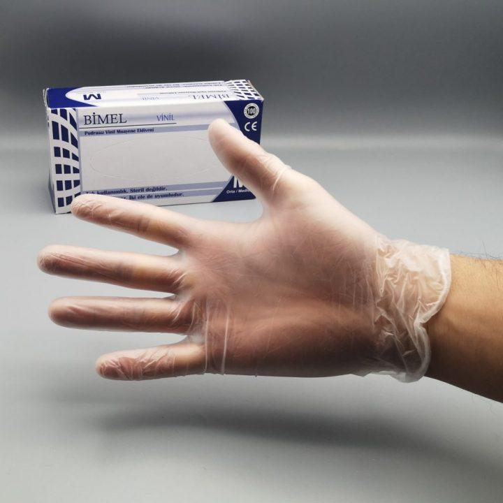 Ръкавици винил BIMEL