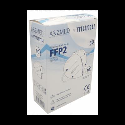 Предпазни маски за лице FFP2 10 бр.