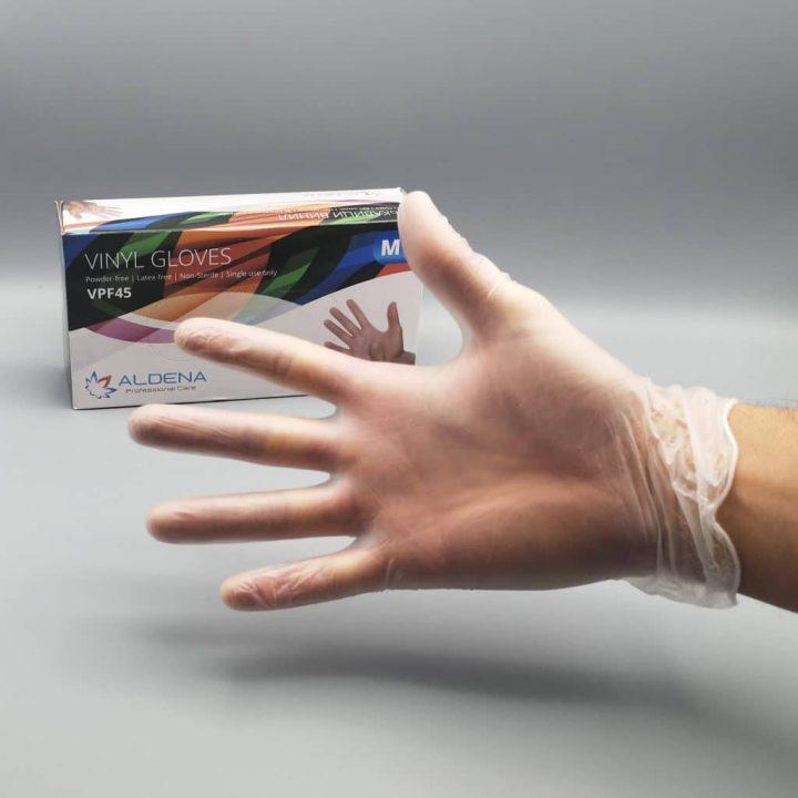 Винилови ръкавици ALDENA